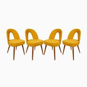 Chaises de Salle à Manger par Antonín Šuman pour Tatra, 1960s, Set de 4