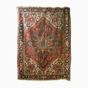 Orientalischer Teppich mit stilisiertem Muster, 1920er