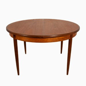 Mid-Century Fresco Teak Dining Table from G-Plan, 1960s
