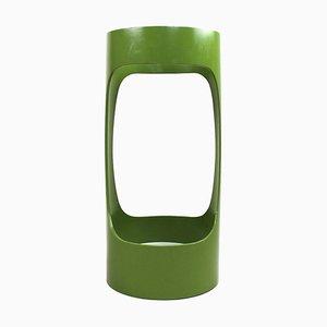 Portaombrelli verde oliva di Schönbuch, anni '70