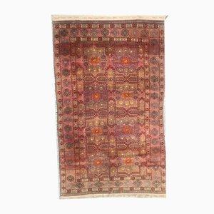 Vintage Turkmen Carpet, 1980s