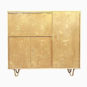 Mueble CB01 de abedul de Cees Braakman para Pastoe, años 50