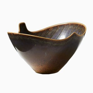 Bowl by Stig Lindberg for Gustavsberg, 1960s