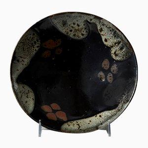 Japanese Mashiko Dish, 1960s