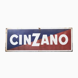 Cinzano Sign from Ipsa, 1960s