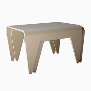 Tables Empilables par Marcel Breuer pour Isokon, 1960s, Set de 2