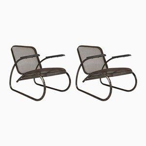 Bauhaus Stühle, 1930er, 2er Set