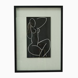 French Lithograph by Henri Matisse, 2008