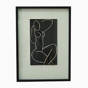 Lithographie par Henri Matisse, France, 2000s