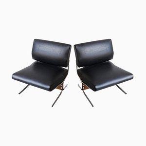 Caracas Sessel von Pierre Guariche für Meurop, 1960er, 2er Set