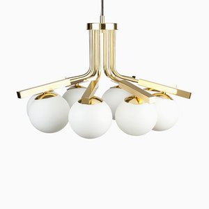 Globe I Chandelier by Mambo Unlimited Ideas