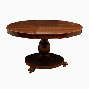 Antique William IV Rosewood Dining Table