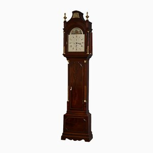 Antique George III Longcase Clock by Robert Wood of London, 1795