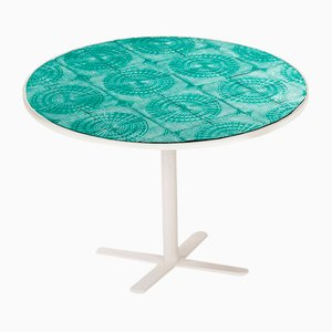 Round Caldas Dinner Table by Mambo Unlimited Ideas