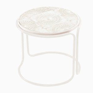 Round Caldas Coffee Table by Mambo Unlimited Ideas
