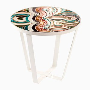 Runder Caldas Couchtisch von Mambo Unlimited Ideas
