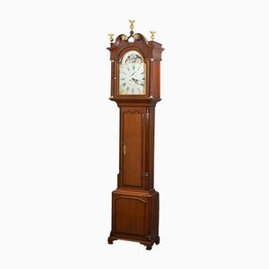 Reloj georgiano antiguo de J. Joyce of Whitchurch, década de 1780
