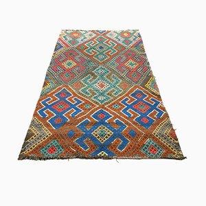 Türkischer Kelim Teppich, 1950er
