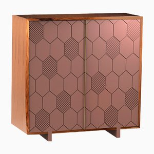 Lewis Bar Cabinet by Mambo Unlimited Ideas