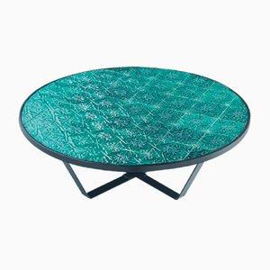 Tavolino da caffè rotondo Caldas di Mambo Unlimited Ideas