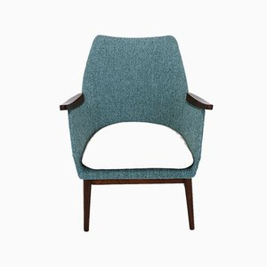 Vintage Hungarian Cocktail Chair, 1960s
