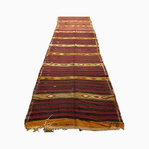 Großer türkischer Vintage Teppich, 1960er