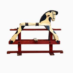 Vintage Rocking Horse, 1940s