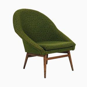 Vintage Hungarian Tub Chair by László Heczendorfer, 1964