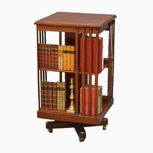 Antikes edwardianisches Bücherregal