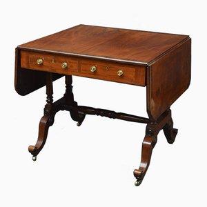 Antiker Regency Tisch aus Palisander & Mahagoni