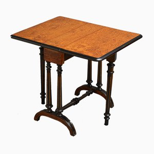 Small Antique Victorian Sutherland Table