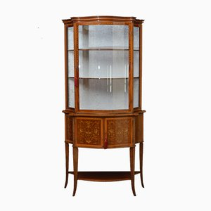 Antique Display Cabinet from Edwards & Roberts