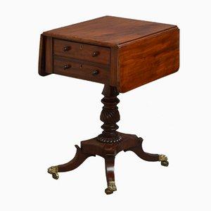 Table Regency Antique en Acajou