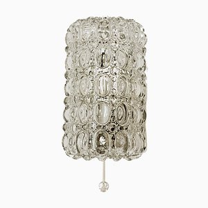 Bubble Glass Sconces from Limburg, 1960s, Set of 2