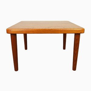 Square Teak Coffee Table from Glostrup, 1960s
