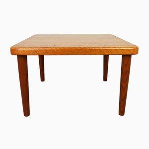 Table Basse Carrée en Teck de Glostrup, 1960s