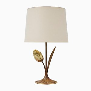 Vintage Tulip Lamp by Willy Daro, 1970s