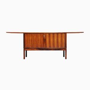 Danish Rosewood Drybar Cabinet, 1960s