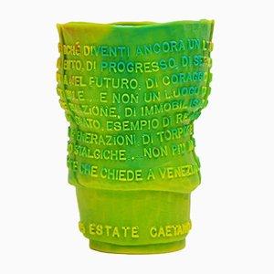 Vase Goto par Gaetano Pesce pour Domus Caffe Florian, 1990s