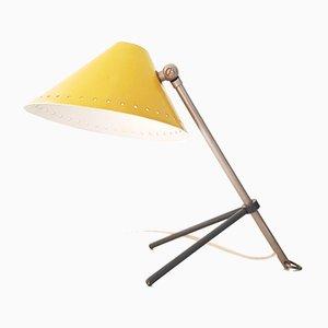Lámpara Pinocchio de H. Th. J.A. Busquet para Hala, años 50