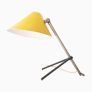 Pinocchio Lampe von H. Th. J.A. Busquet für Hala, 1950er