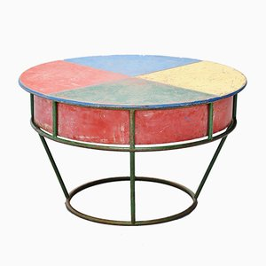 French Garden Table, 1950s
