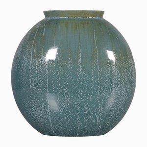 Jarrón Lavenia italiano vintage de cerámica de Guido Andlovitz, años 50