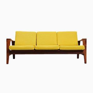 Dänisches 3-Sitzer Sofa von Arne Wahl Iversen für Komfort, 1960er