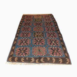Antique Awar Kilim Rug, 1890s