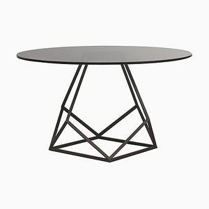 Iron & Crystal Dining Table from Estudihac JMFerrero