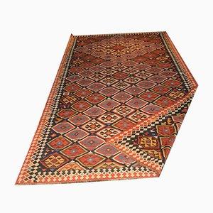 Antiker Kelim Teppich, 1890er