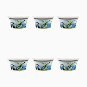 Vintage Jungle Bowls von Gianni Versace für Rosenthal, 6er Set