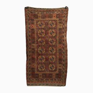 Tappeto Bukhara fatto a mano, anni '30