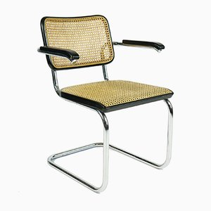 Vintage Cantilever Armchair by Marcel Breuer for Thonet, 1970s